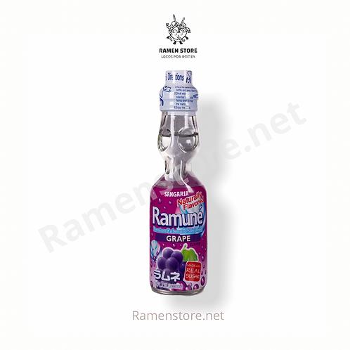 Ramune Sabor Uva [Bebida Japonesa]