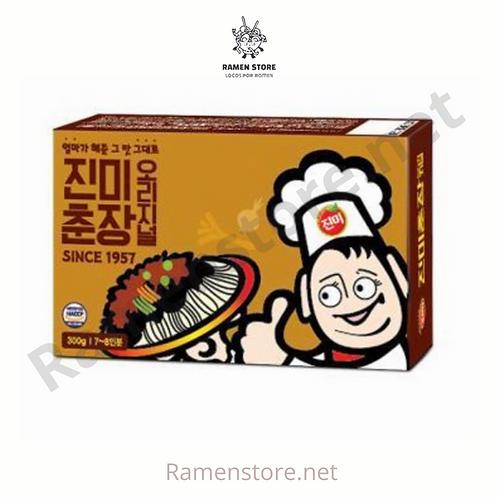 Pasta chunjang [Pasta Poroto Negro]
