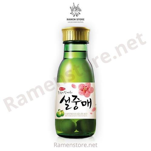 Seol Joong Mae, Vino de Ciruela, 375 ml Coreano