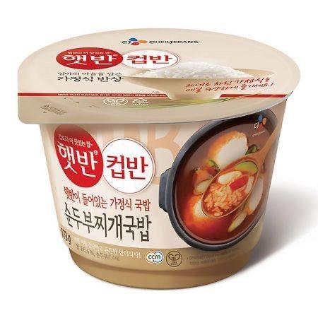 Sopa de Tofu / Con Arroz Cocido