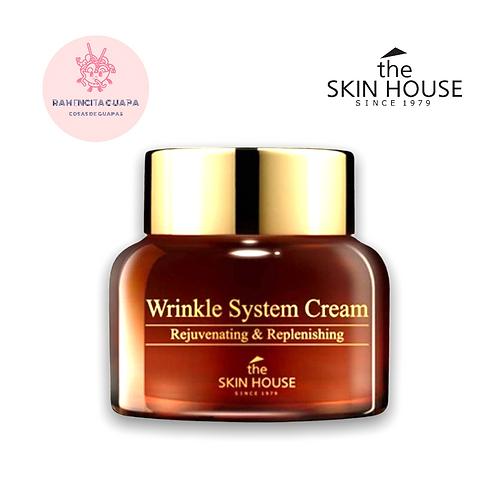 Wrinkle System Cream (Crema - Sistema de Antiarrugas)