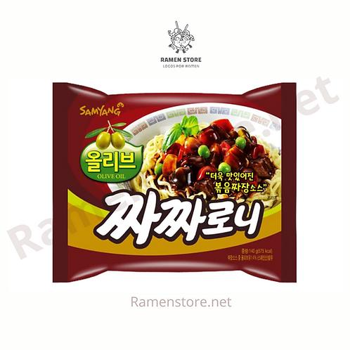 Ramen Chacharoni [Salsa frijol Negro] Samyang