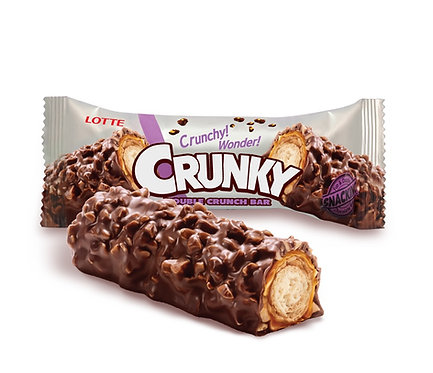 Crunky Doble Crunch - Lotte