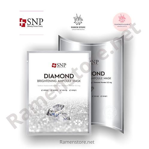 Diamond, Ampolla Mascara faciales SNP