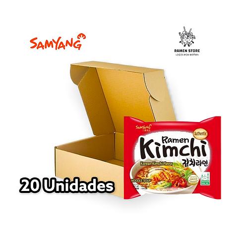 Ramen kimchi Caja [20 Unidades]