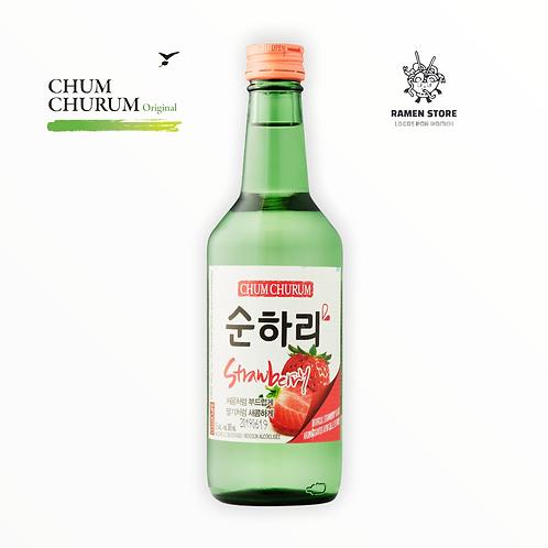 Soju Sabor frutilla - Chumchurum