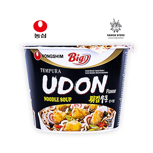 Udon Tempura Ramen - Sin picante