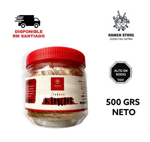 Famoso kimchi Casero - 500grs Picante