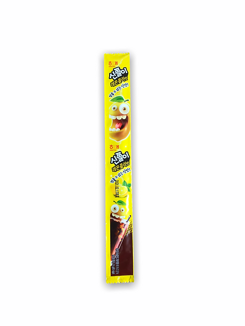 Masticable Sinjjoli Acido Sabor Limón cocacola