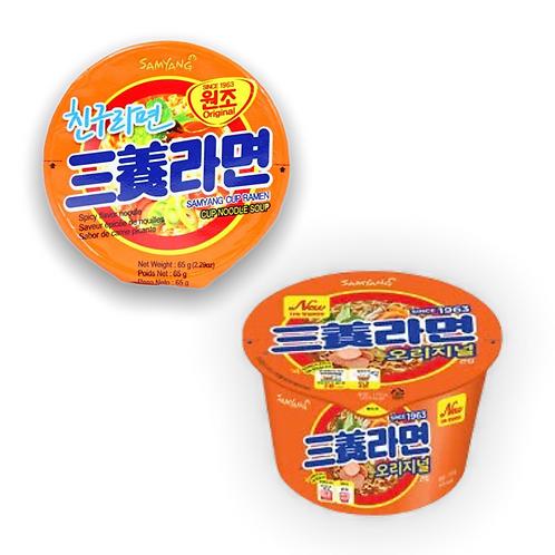 Samyang  Semi picante Grande