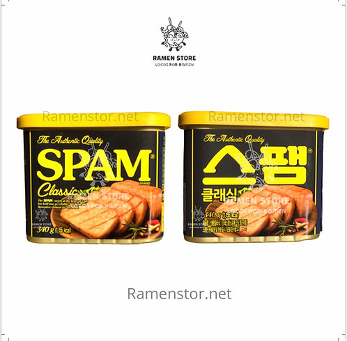 Spam Clasico 340g