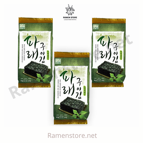 Pack Alga Snack - 3 Unidades [4g]