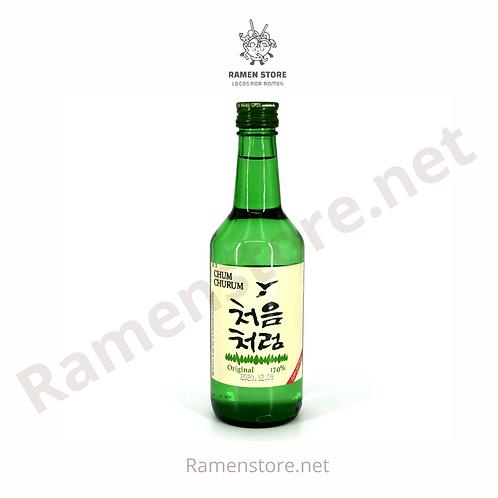 Soju Chumchurum Sabor Original - 360 ml