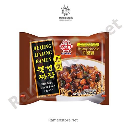 Ramen Jjanjang [Salsa de Frijol Negro, Agridulce] Sin Picante