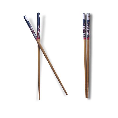 Palillo de Bambu - Diseño Gato 1