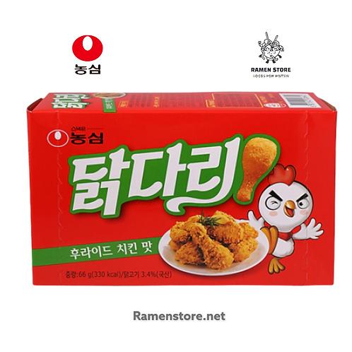 Snack Tutos de Pollo Sin picante - Drumstix Nongshim