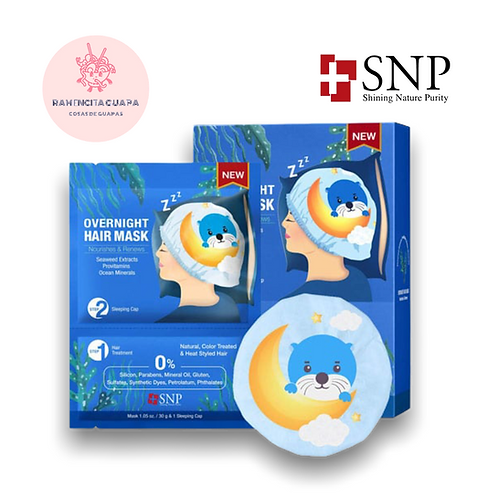 OverNight - Hair Mask SNP