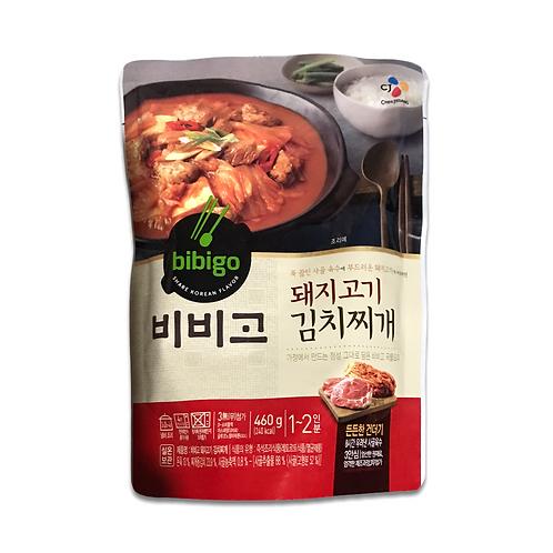 Kimchi Jjigie  Sopa Picante