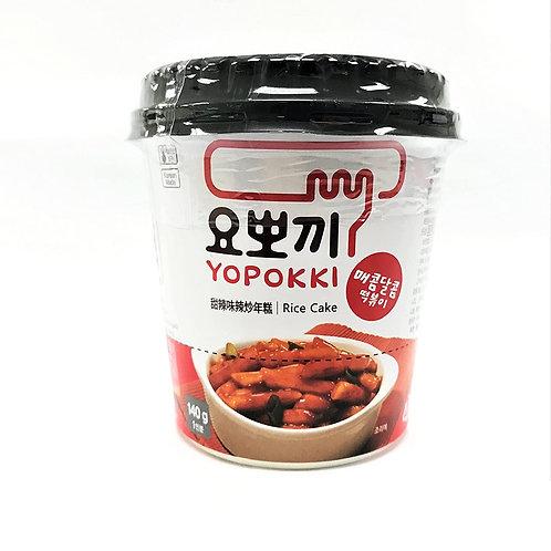 Yopokki / Rice cake picante / Agridulce