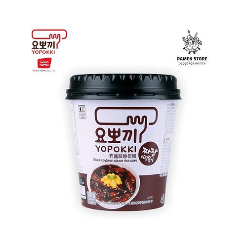 Yopokki Janjang  - Salsa poroto negro sin picante