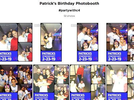 Patrick's Photobooth Fun