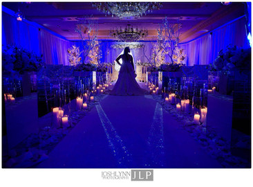 Lighting design nyc, new jersey wedding