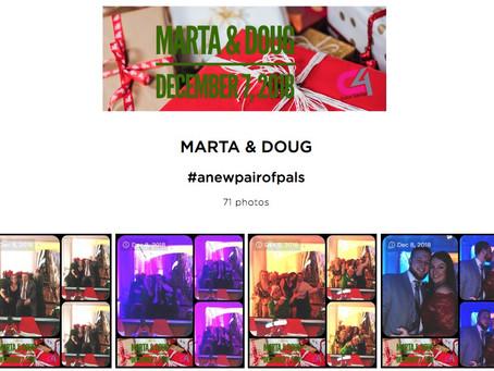 Marta & Doug Palamara #Anewpairofpals