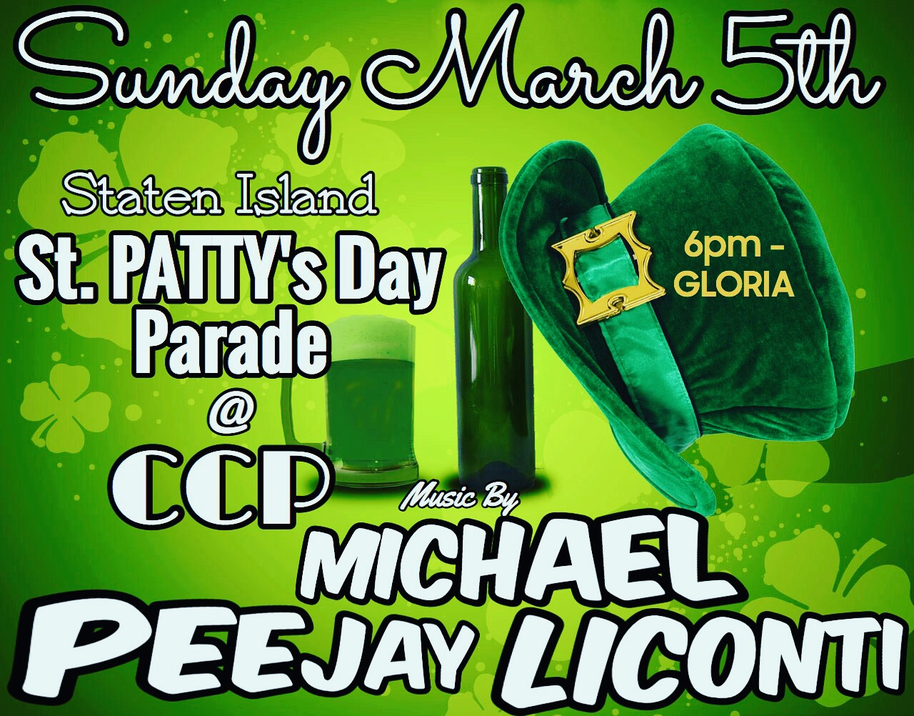 C4 EVENT GROUP ST PADDYS BASH 2017