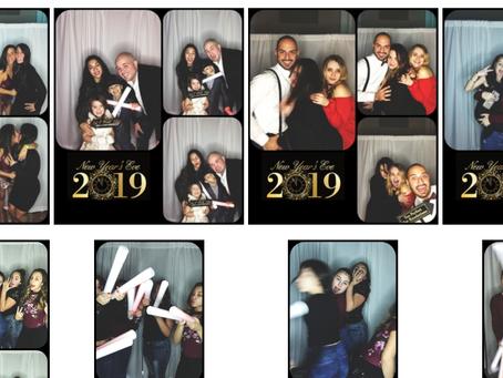 NYE 2019 PHOTO BOOTH PICS