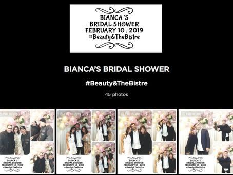 Bianca's Bridal Shower