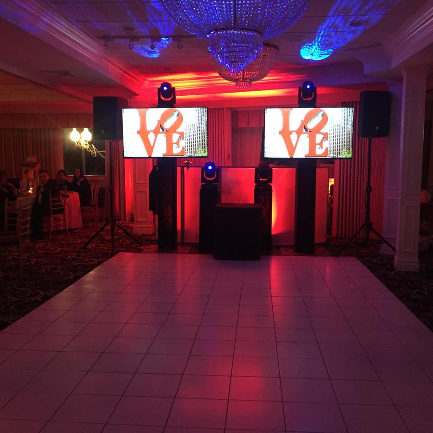 NJ WEDDING DJ, C4 EVENT GROUP POINT PLEASANT BEACH WEDDING