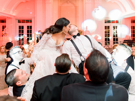 Jackie & Michael Nanina's in the Park Wedding New Jersey