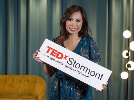 Eileen Chan-Hu  Tedx Stormont