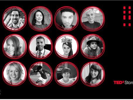 Join Eileen Chan-Hu at TEDxStormont STUDIO 2021
