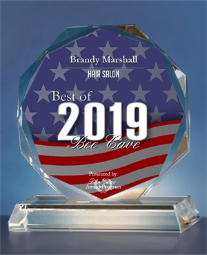 Voted Top Hair Salon in Bee Cave!