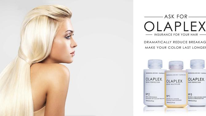 Products We Carry: Olaplex
