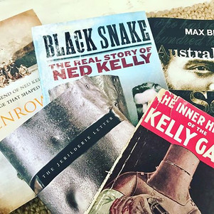 Ned Kelly Books
