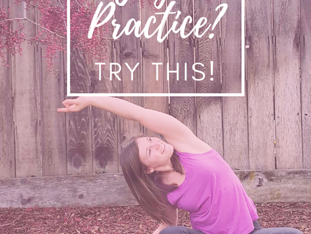 Tips for a Positive Yoga Practice