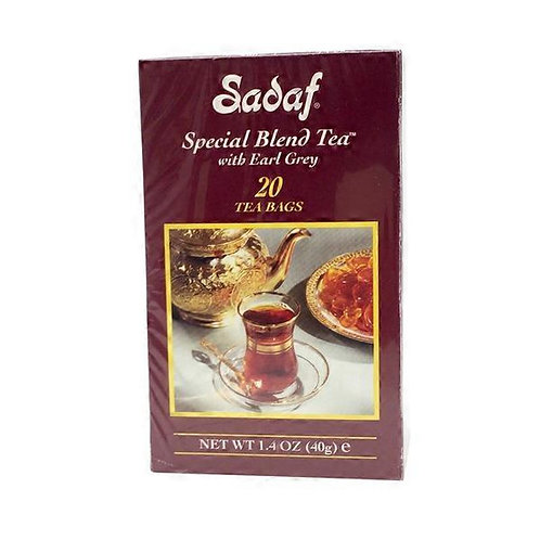 Sadaf Special Blend with Earl Grey Tea