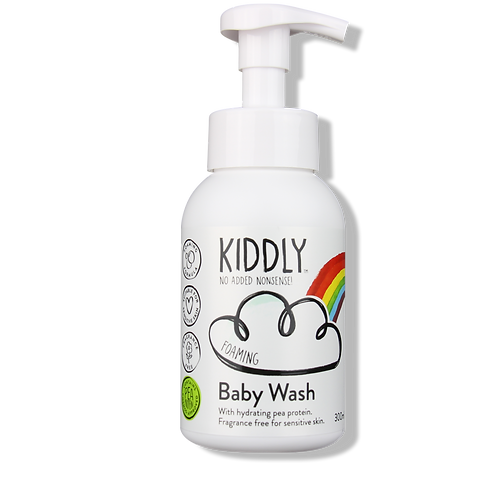 Kiddly Baby Wash