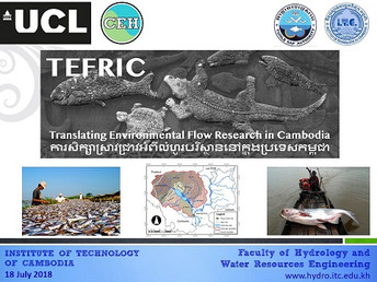 Translation of Environmental Flow Research in Cambodia (TEFRIC)