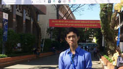 An ITC-GRU student presented his research results in the 4th International Young Researchers Worksho