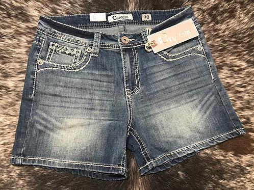 """""""Wendy"""" - Charme Ladies Easyfit Midrise shorts"""