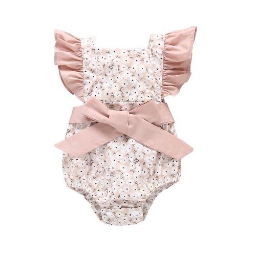 'Fleur' - Dusty Pink Suit