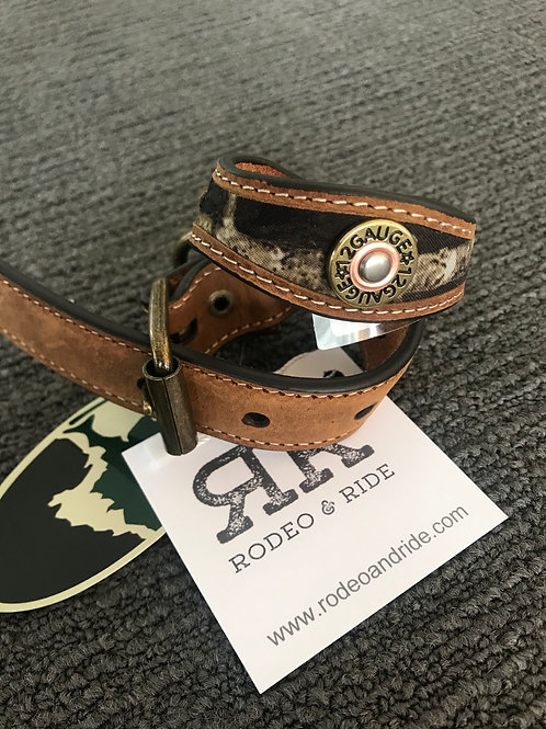 Mossy Oakes : dog collar