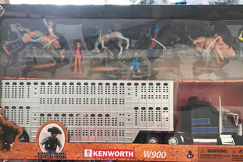 Die cast Rodeo contractor set