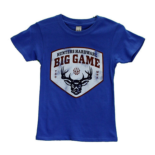 Cowboy HardWare Big Game Tee