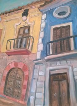 Casas de los Condes - Study
