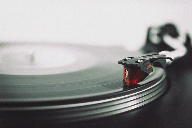 レコード演奏