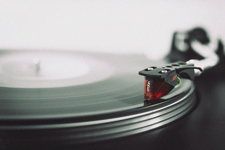Record Playing